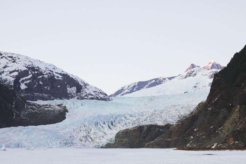 Mendenhall Glacier | Mallorie Owens