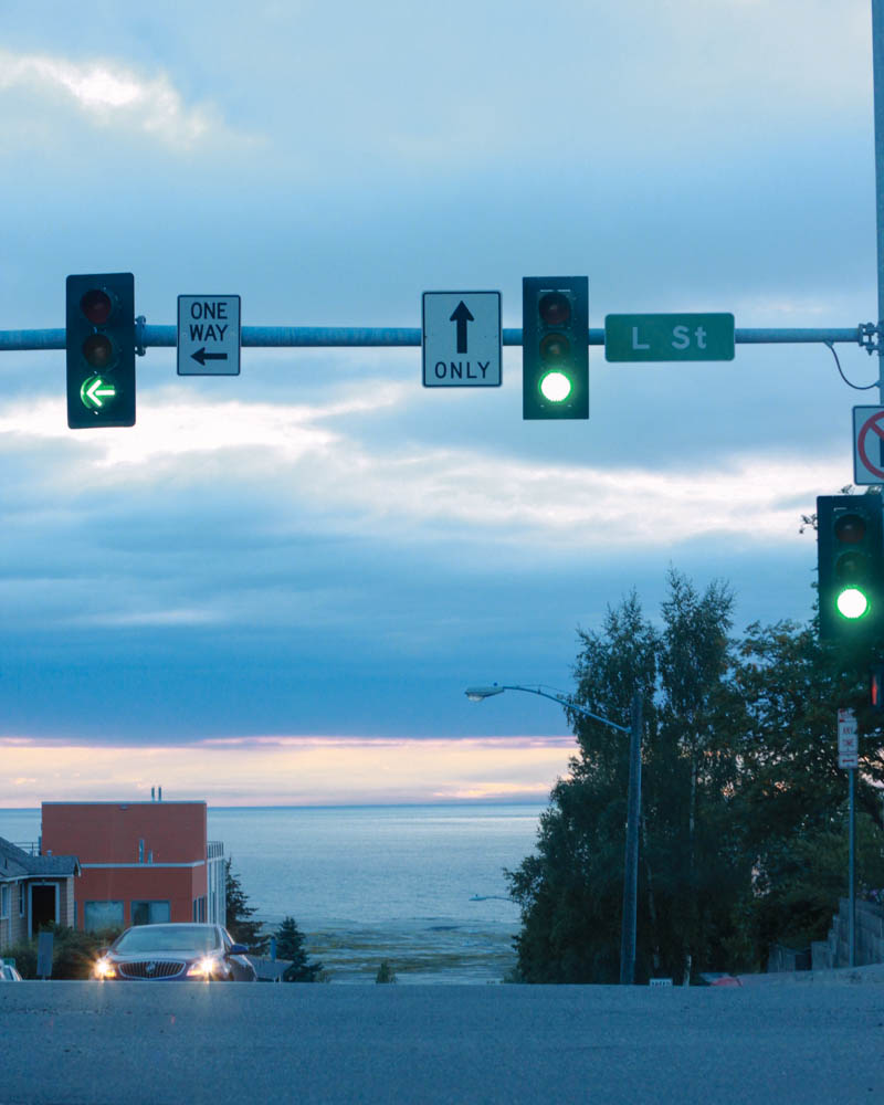 Downtown Anchorage, Alaska | Mallorie Owens