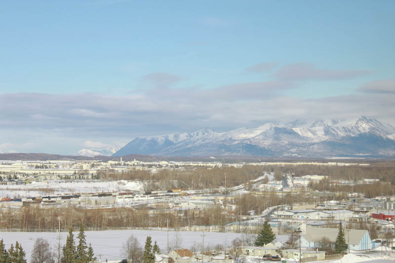 Downtown Anchorage | Mallorie Owens