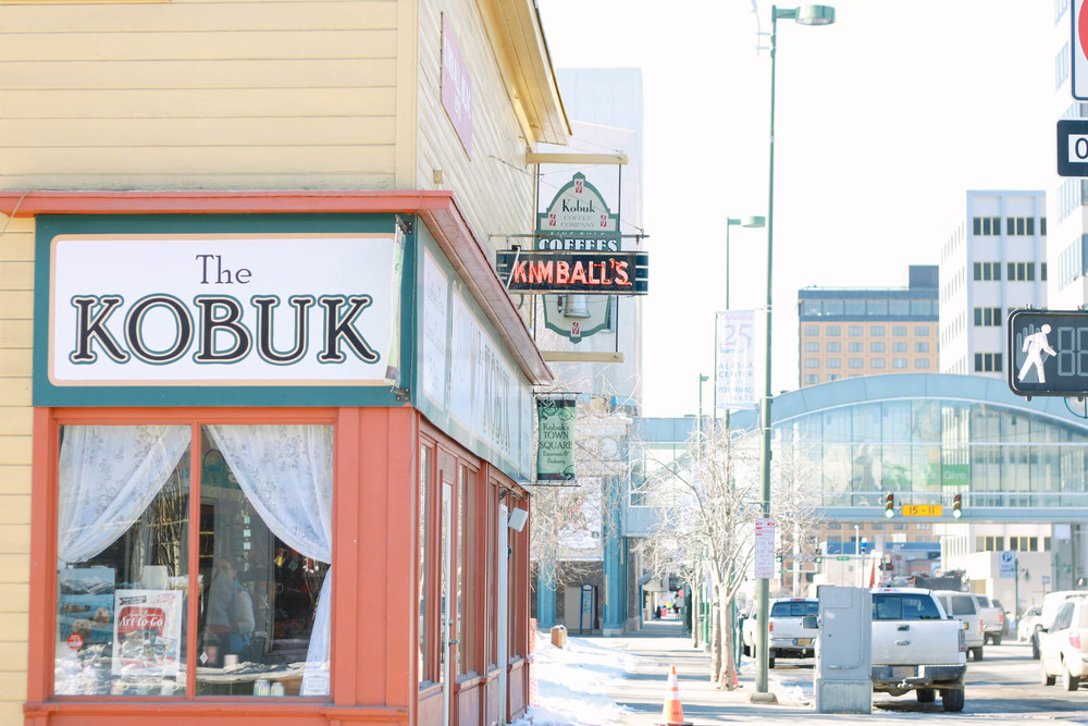 Kobuk coffee co anchorage