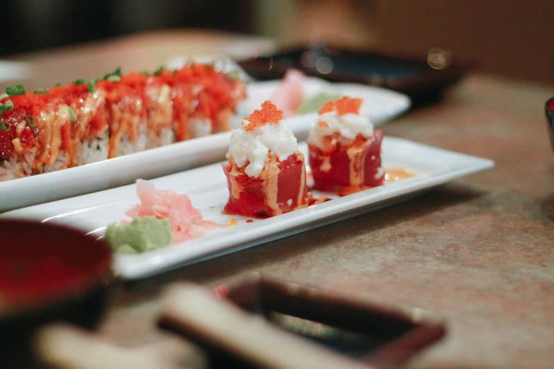 Sushi & Sushi, Anchorage, Alaska | Mallorie Owens