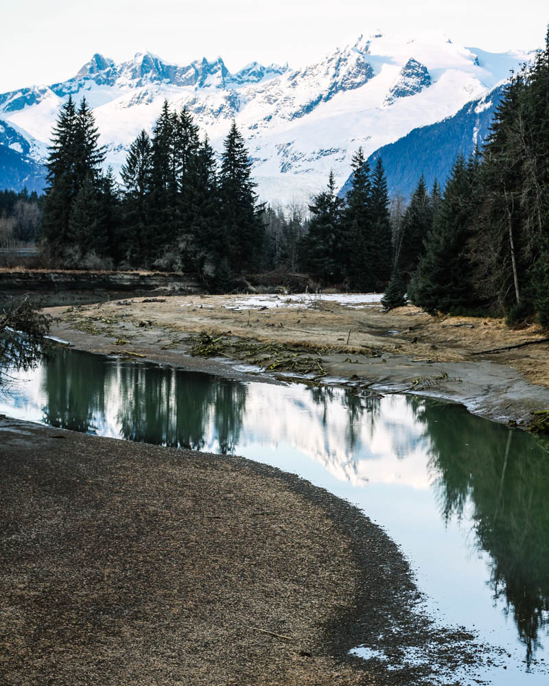 Mountain Reflection | Mallorie Owens