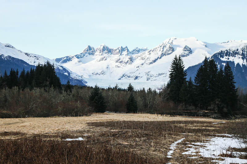 Mendenhall Glacier Trail | Mallorie Owens