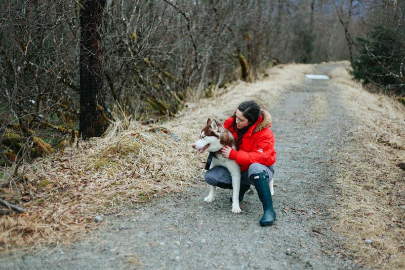 Alaskan Malamute Love | Mallorie Owens