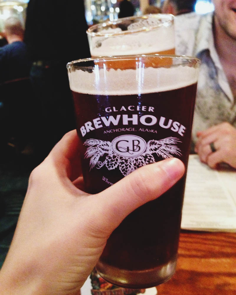 On Tap, Glacier BrewHouse | Mallorie Owens