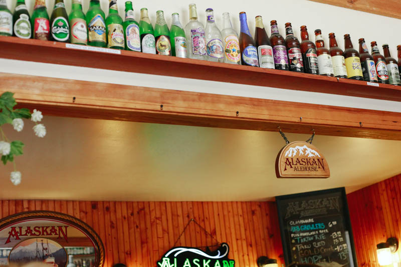 Places to Visit in Juneau, Alaska ↠ Alaskan Brewing Company | MALLORIE OWENS