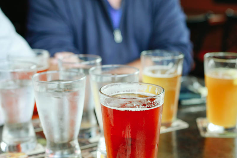 Places to Visit in Juneau, Alaska ↠ The Island Pub | MALLORIE OWENS