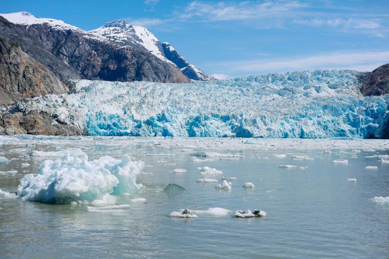 South Sawyer Glacier, Juneau, Alaska | MALLORIE OWENS