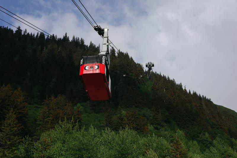 Mount Roberts Tram, Juneau, Alaska | MALLORIE OWENS