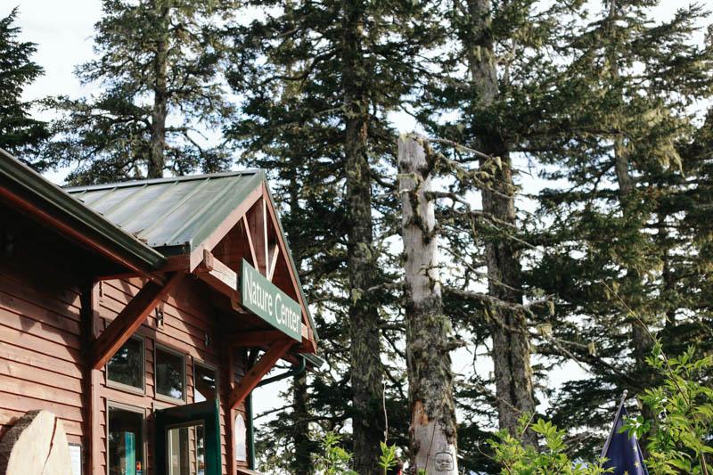 Nature Center, Juneau, Alaska | MALLORIE OWENS