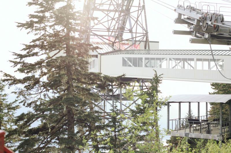 Mount Roberts Tramway, Juneau, Alaska | MALLORIE OWENS