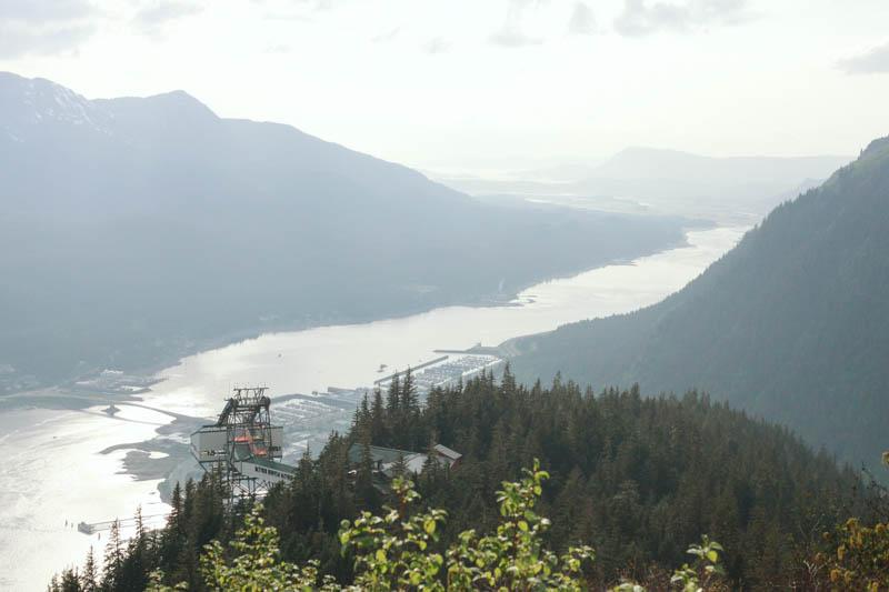 Gastineau Channel, Juneau, Alaska | MALLORIE OWENS