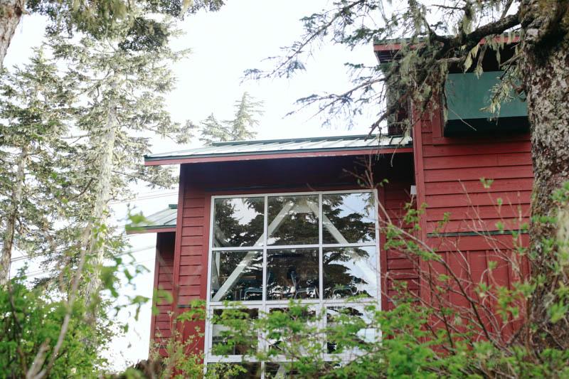 Mt. Roberts Tram, Juneau, Alaska | MALLORIE OWENS