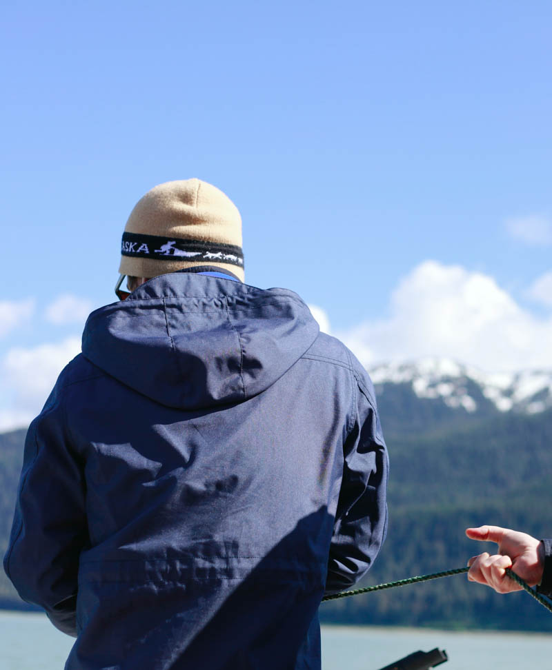 Fishing in Juneau, Alaska | MALLORIE OWENS