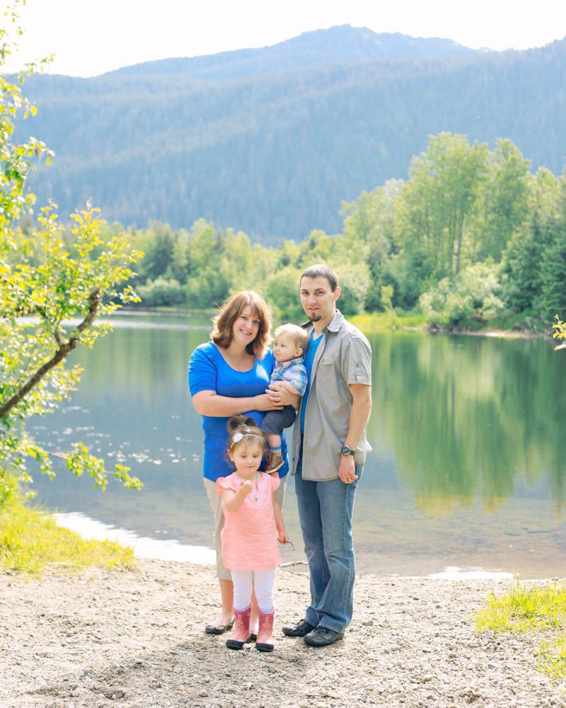 Alaska Family Photography | MALLORIE OWENS