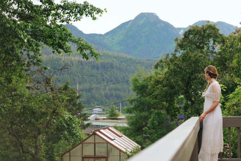 Juneau, Alaska Bride | MALLORIE OWENS