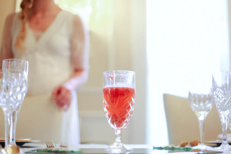 Summer Wedding Beer Cocktail Recipe | MALLORIE OWENS