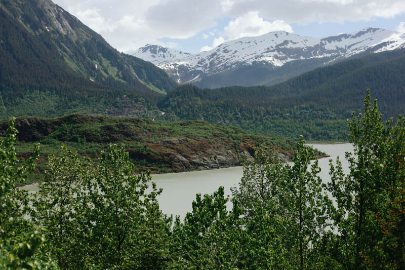 Juneau, Alaska from above | MALLORIE OWENS