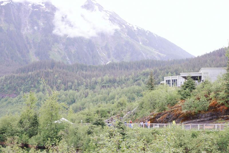 Mendenhall Glacier , Juneau, Alaska | MALLORIE OWENS