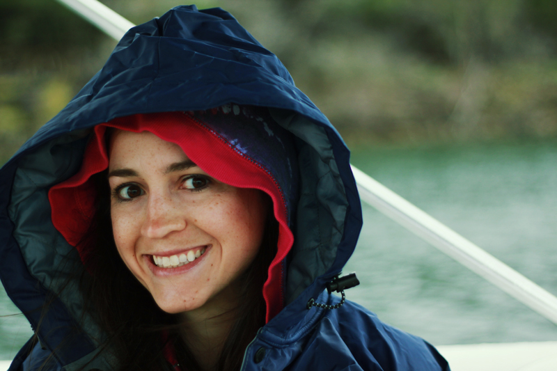 Fishing in the Rain | MALLORIE OWENS