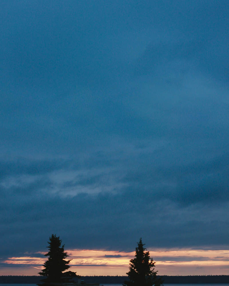 Anchorage, Alaska Sunset | MALLORIE OWENS