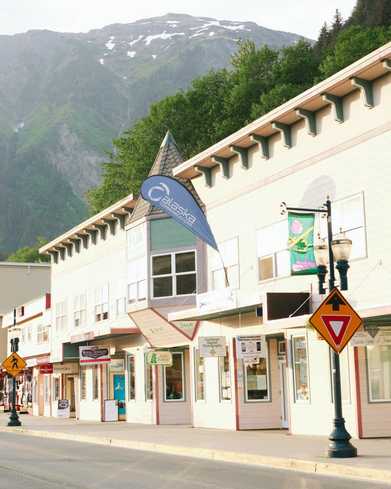 Downtown Juneau, Alaska | MALLORIE OWENS
