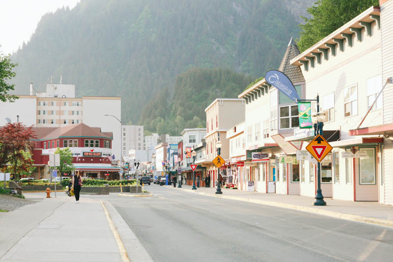 Places to Visit in Juneau, Alaska ↠ Downtown Juneau | MALLORIE OWENS