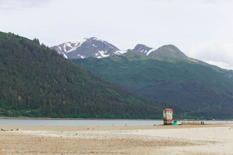 Places to Visit in Juneau, Alaska ↠ Sandy Beach | MALLORIE OWENS