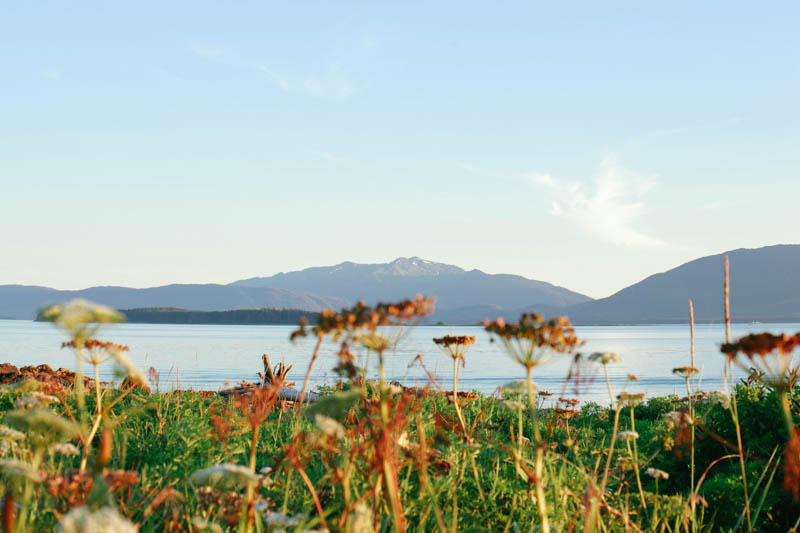 Point Louisa in Juneau, Alaska | MALLORIE OWENS