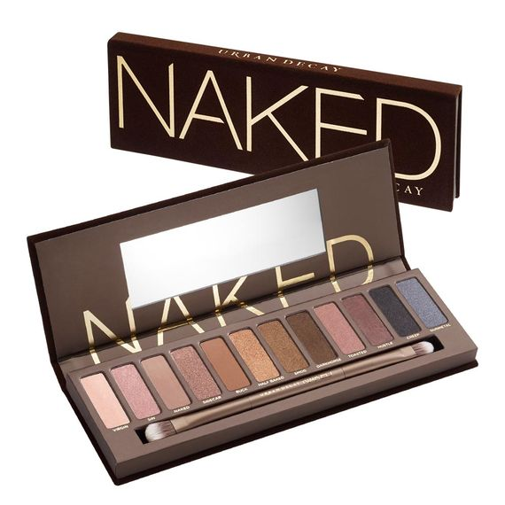 Winter Beauty Must-Have ≫≫ Urban Decay Naked Palette | MALLORIE OWENS