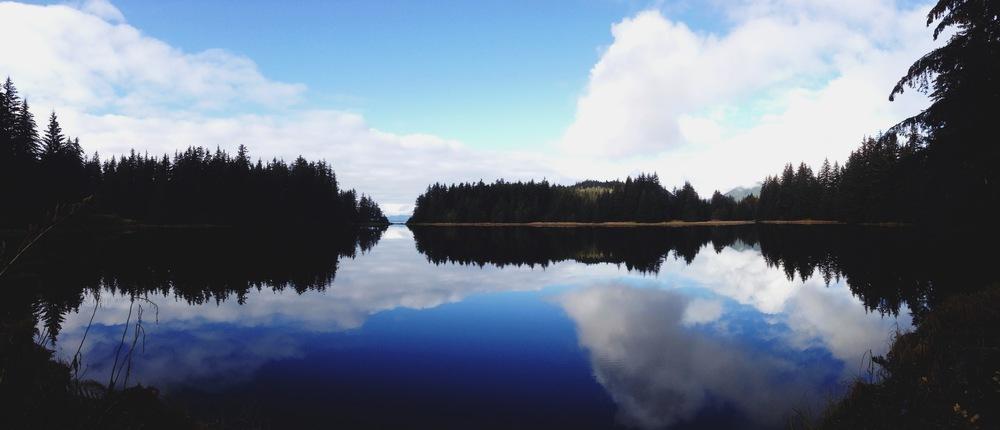 Amalga Harbor, Juneau, Alaska | MALLORIE OWENS