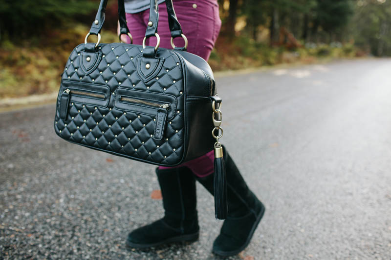 The Bossi Bag by THEIT | MALLORIE OWENS