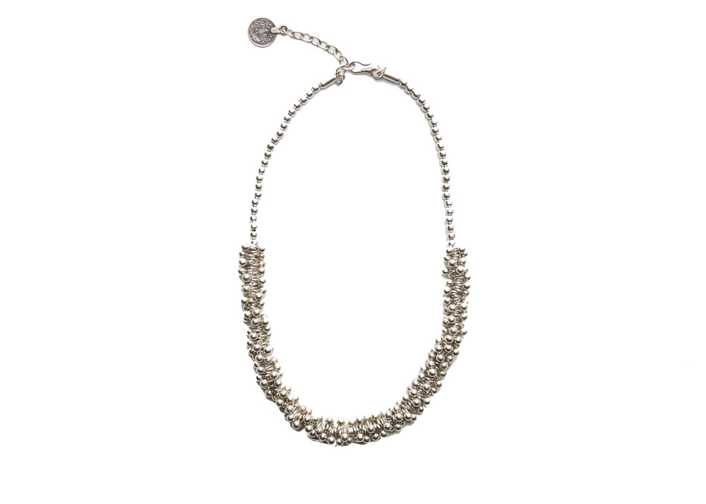 Silver Plated Necklace from Storenvy Pop Up | MALLORIE OWENS