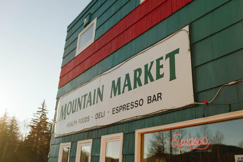 Mountain Market, Haines, Alaska | MALLORIE OWENS