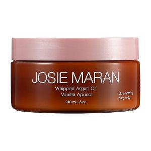 Josie Maran Whipped Argan Oil Vanilla Apricot | MALLORIE OWENS