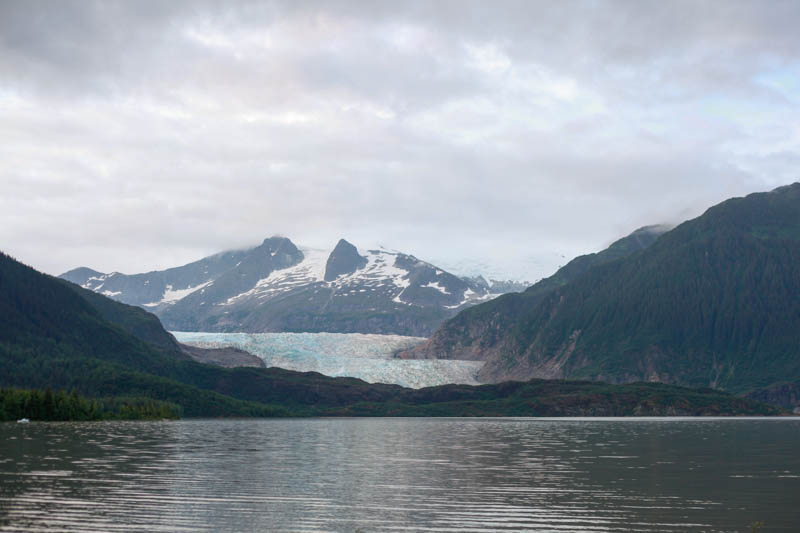 Mendenhall Glacier, Juneau, Alaska | MALLORIE OWENS