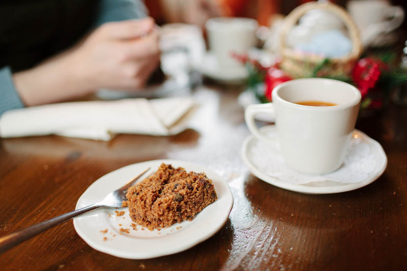 Places to Eat in Knoxville, Tennessee ↠ Apple Tea Cake Room | MALLORIE OWENS