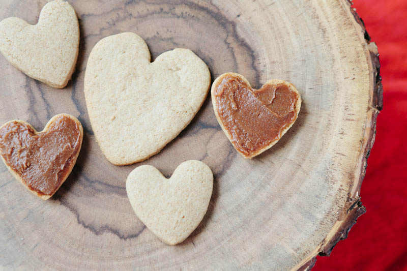 Valentine's Day Cookies | MALLORIE OWENS