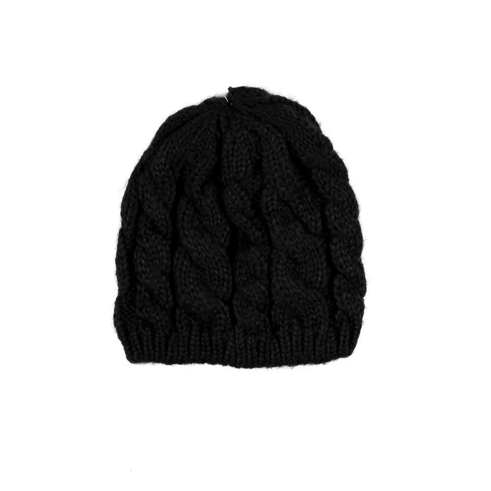 Abby Cable Knit Beanie from Pepper Knot | MALLORIE OWENS