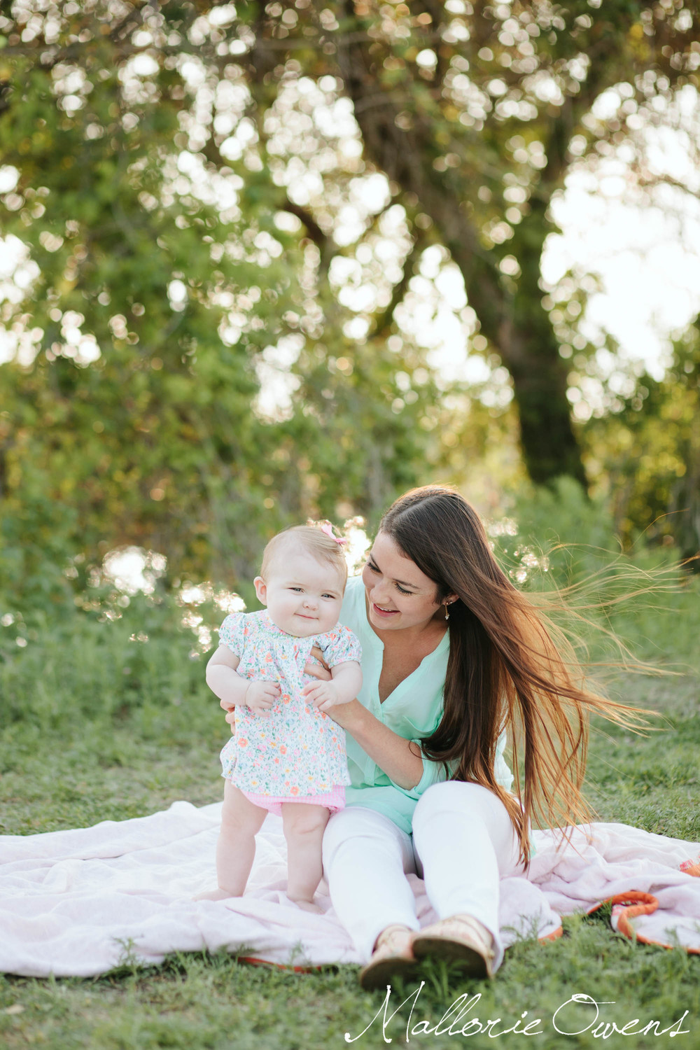 Spring Family Photos in Austin, Texas | MALLORIE OWENS