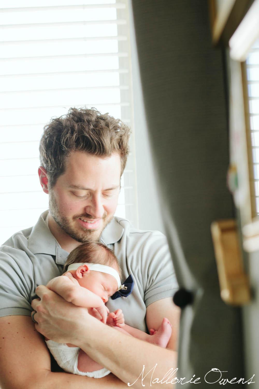 Austin Newborn Photography | MALLORIE OWENS