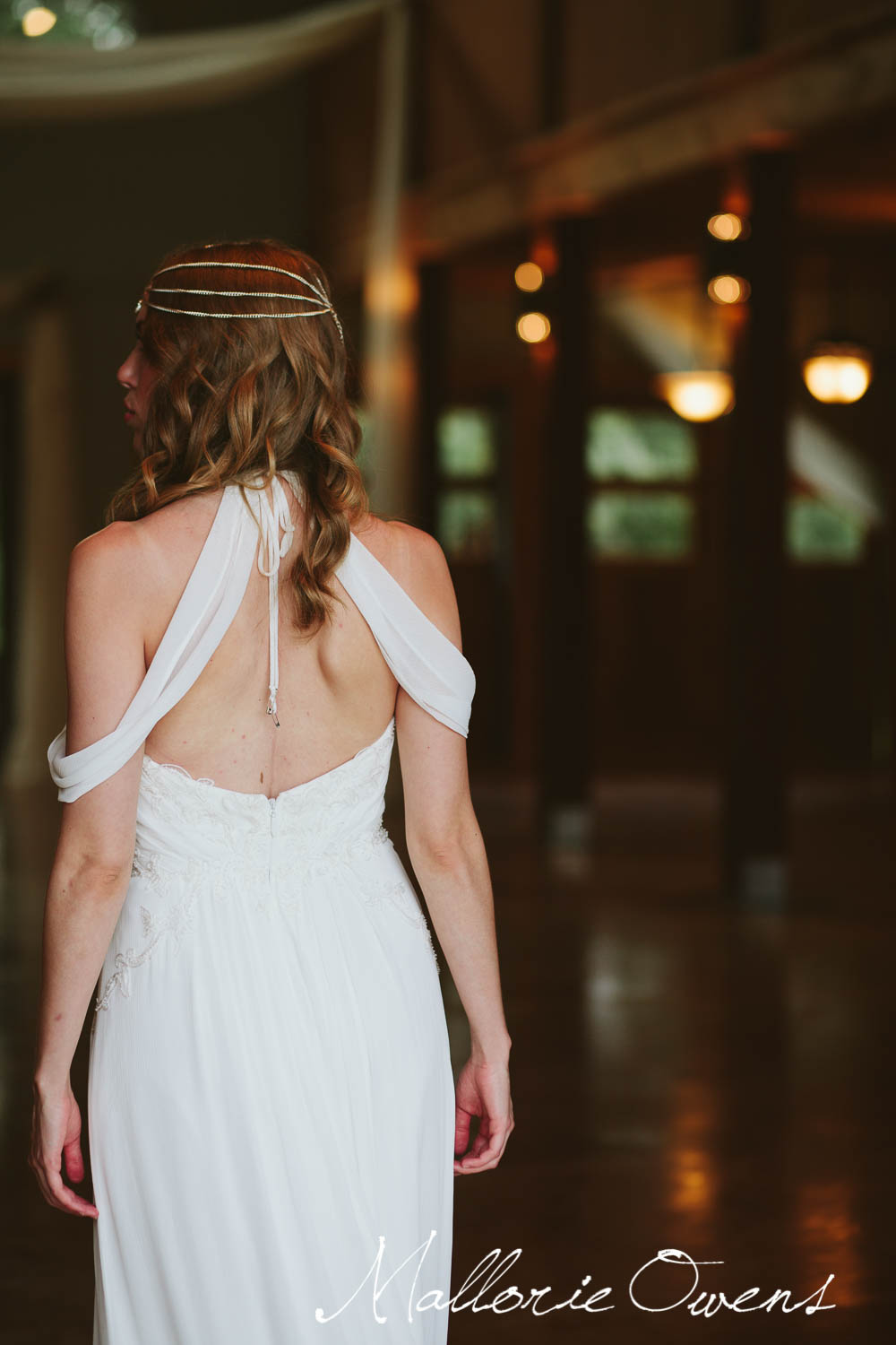 Bridal Session at new Austin wedding venue | MALLORIE OWENS