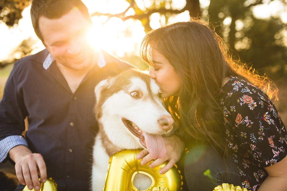 Family Sunset Photo Session | MALLORIE OWENS