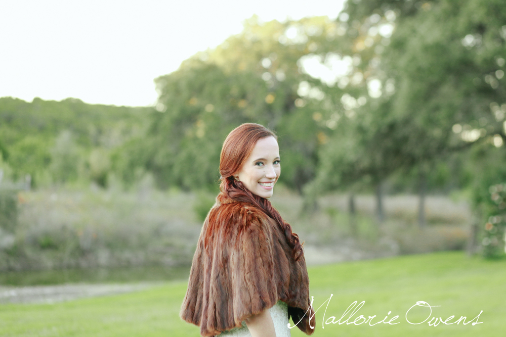 Bridal Portrait Photographer | MALLORIE OWENS