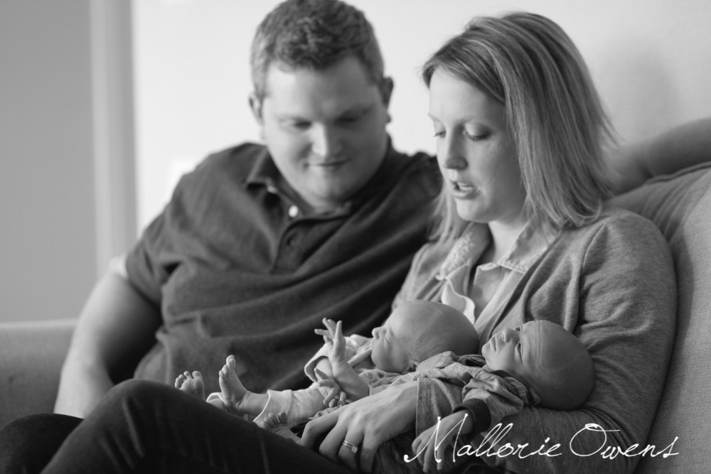 Fine Art Lifestyle Newborn Session | MALLORIE OWENS