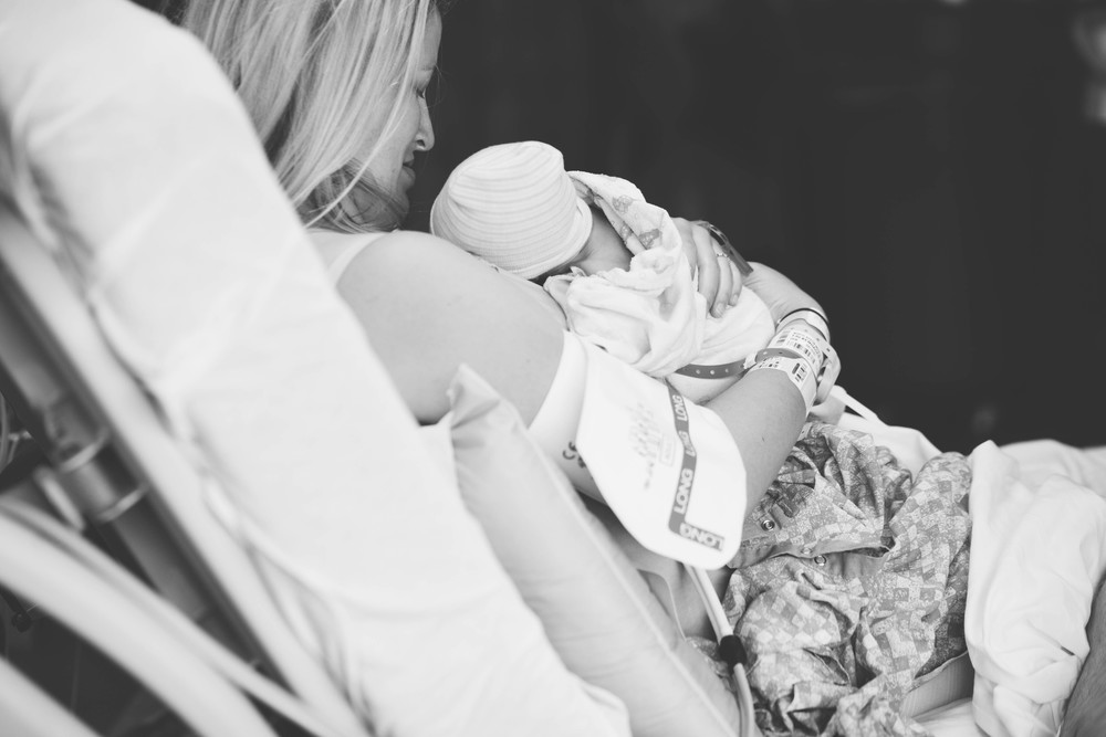 Overland Park Birth Photographer | MALLORIE OWENS