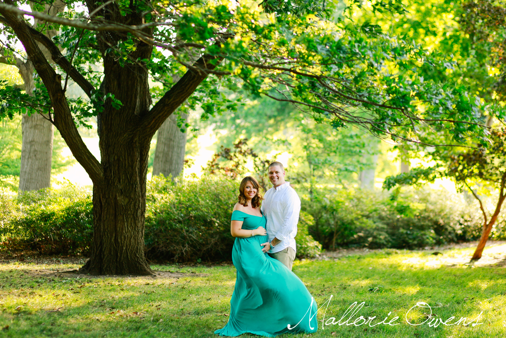 Kansas City Maternity Photographer | Mallorie Owens