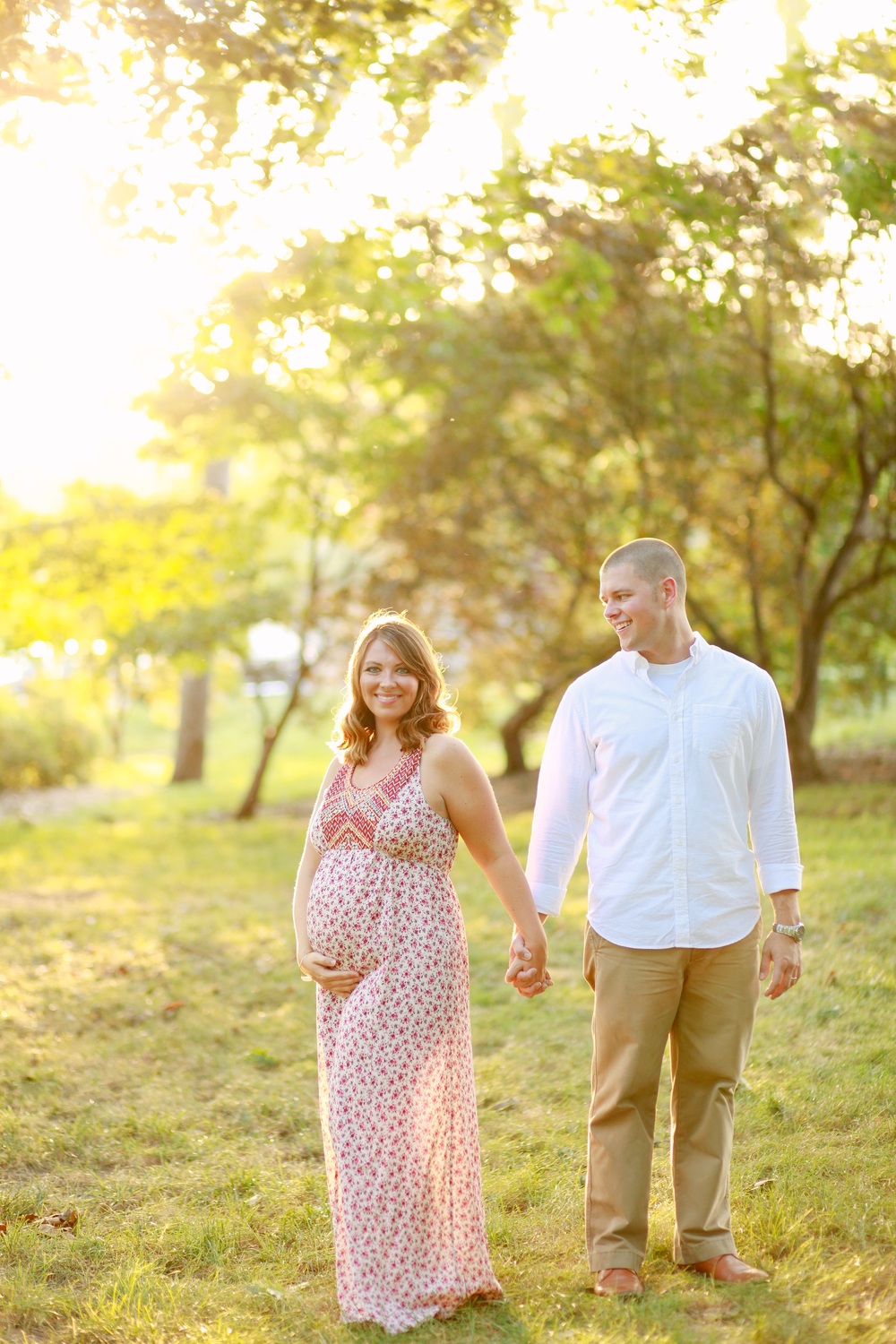 Fine Art Maternity Photos | Mallorie Owens