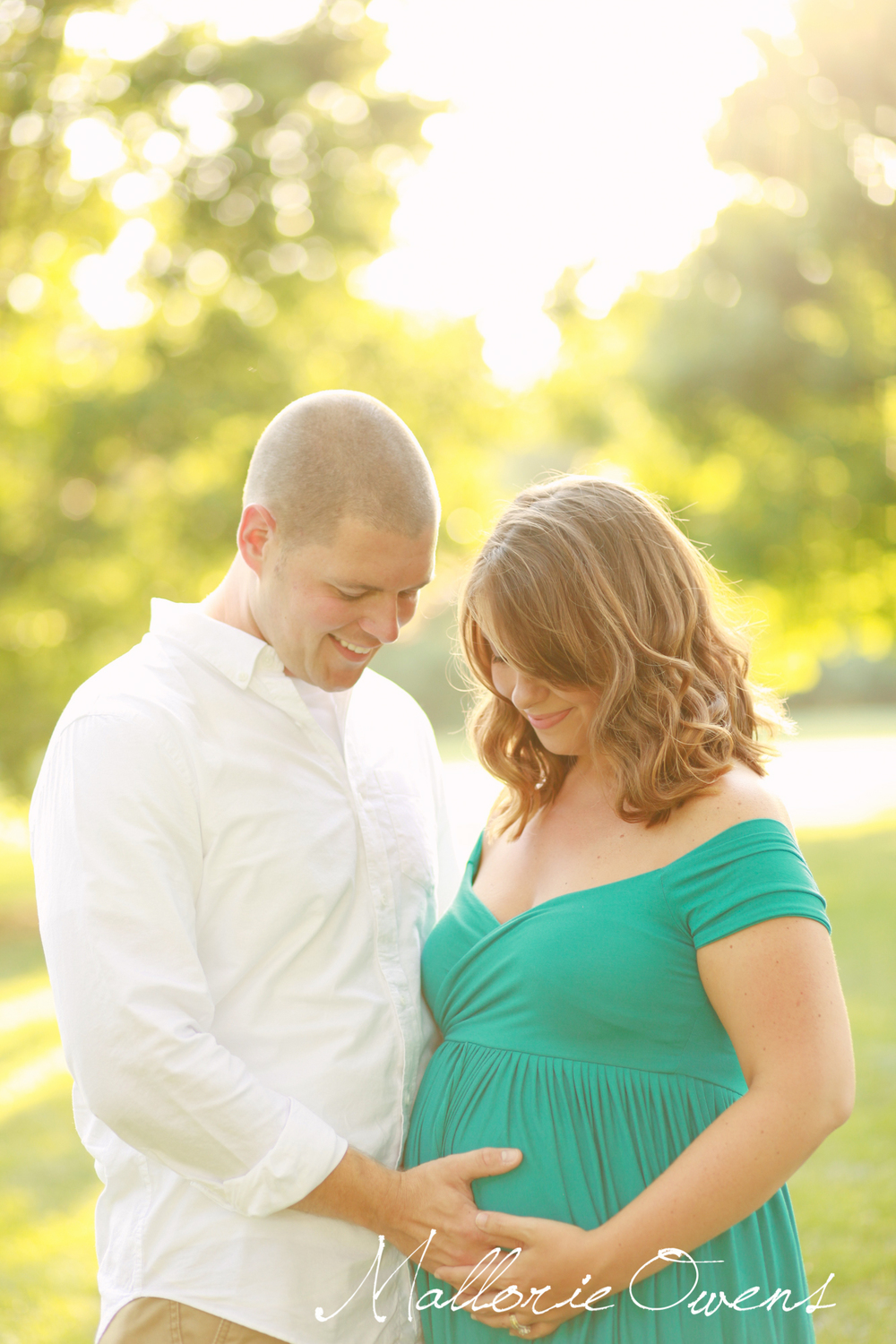 Fine Art Maternity Photographer | Mallorie Owens