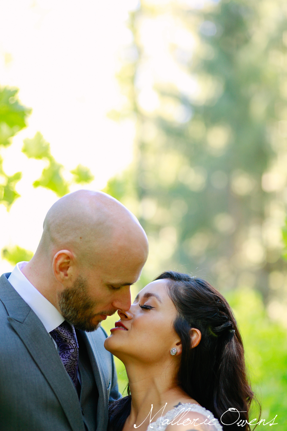 Juneau, Alaska Wedding Photography | MALLORIE OWENS